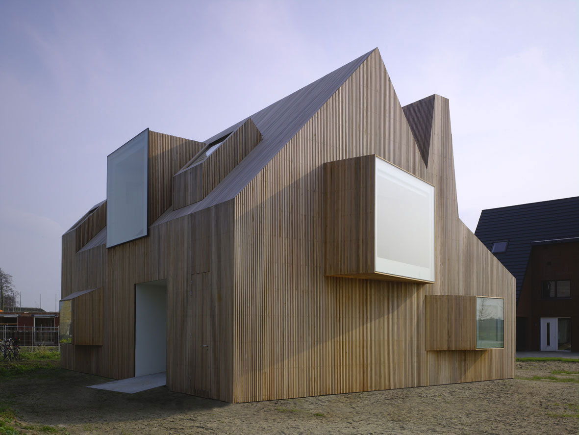 Modern Dutch House Design
