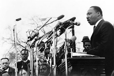 Dennis Hopper's photos of the Civil Rights March