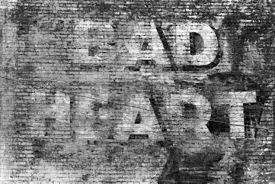 Dennis Hopper, Bad Heart (downtown Los Angeles), 1961