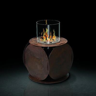 Lira fireplace