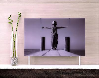 Digitally printed Glass Photo