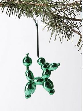 Balloon Dog Ornament Sale