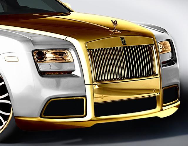 Fenice Rolls Royce Ghost Diva