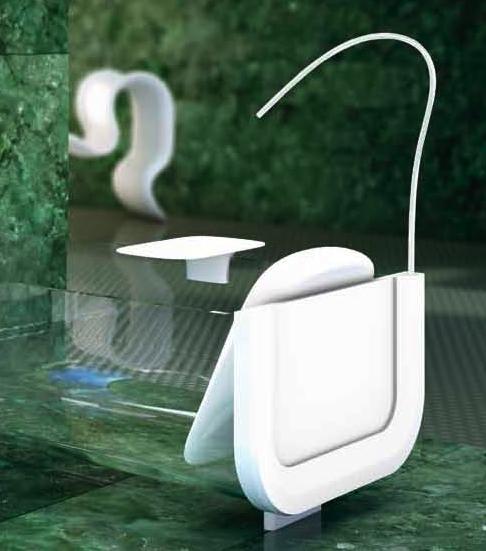 best modern glass tubs