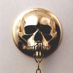 Stephen Einhorn Skull Ring