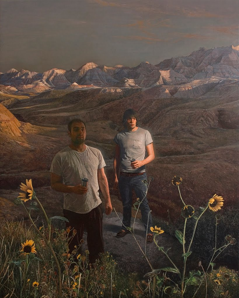 Clark Hulings (1922 – 2011) was an American realist ...  |1950s American Realism Art Landscapes
