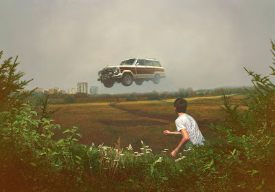 Alex Roulette Fabricated Landscapes