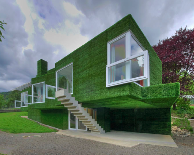 If It's Hip, It's Here (Archives): Crazy Astroturf Covered ...