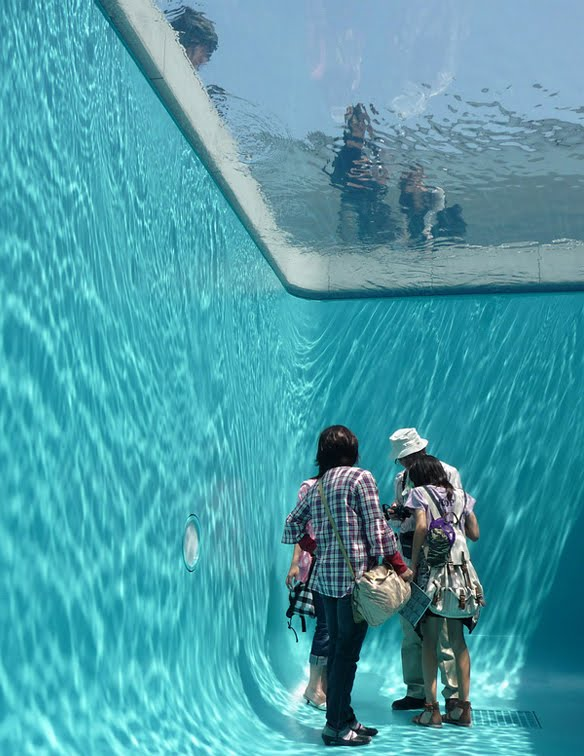If It 39 S Hip It 39 S Here Archives A Fake Pool Makes A Splash All Over The World