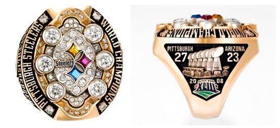 Steelers Super Bowl Rings Value