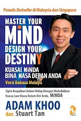 Dapatkan Buku Master Your Mind Design Your Destiny Dari PTS Publication