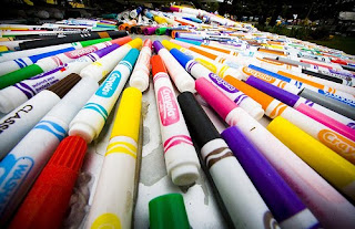 Crayola: Take Back the Markers! - Non-toxic Kids