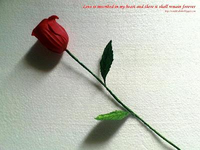 Paper Soap Flower Craft | Rosidah Abidin | Photo Meme