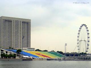 Singapore Flyer © 2009 by Rosidah Abidin
