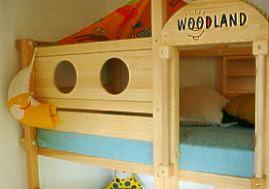 Woodland Letti Per Bambini.Corte Gaia Il Blog Il Letto Che Avrei Voluto Per Me