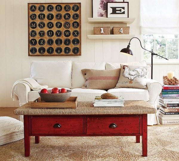 Warm Home Decor: Home Furniture