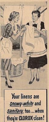women in aprons
