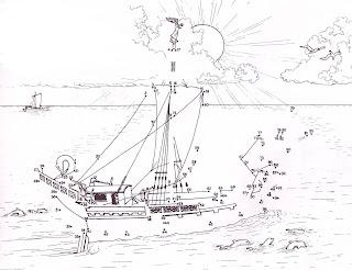 Ciao Bambini Ciao Maestra Scopri la nave romana