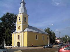Felújított templomunk