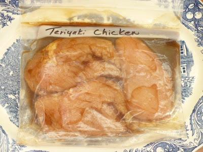 Dump chicken recipes - Easy chicken recipes - terriyaki dump chicken