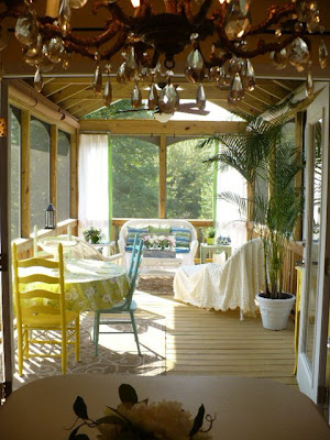 The Screened Porch Is Open For Summer Fun! — A Cultivated Nest