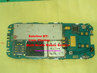 No mic and no charging solution for Sony Ericsson K300, below the scheme
