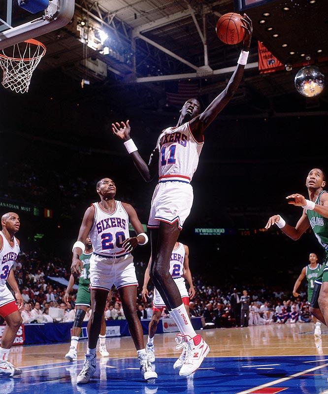 """We In The Diiirty"" BLOG: R.I.P. NBA Great Manute Bol"