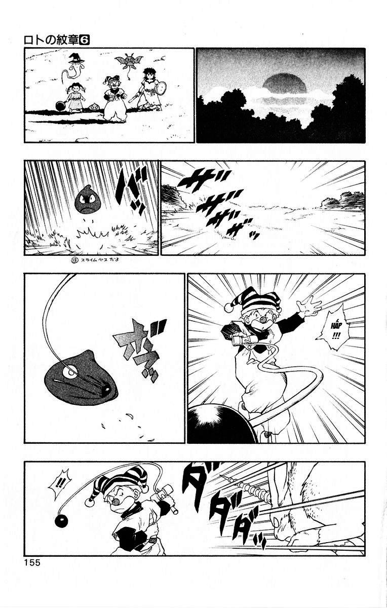 Dragon Quest: Emblem of Roto chapter 22 trang 41