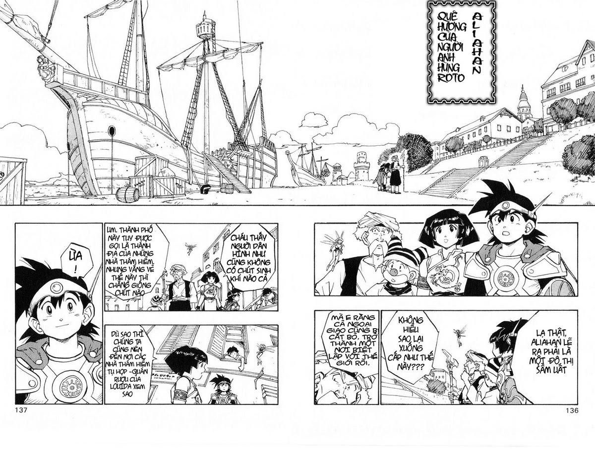 Dragon Quest: Emblem of Roto chapter 22 trang 5