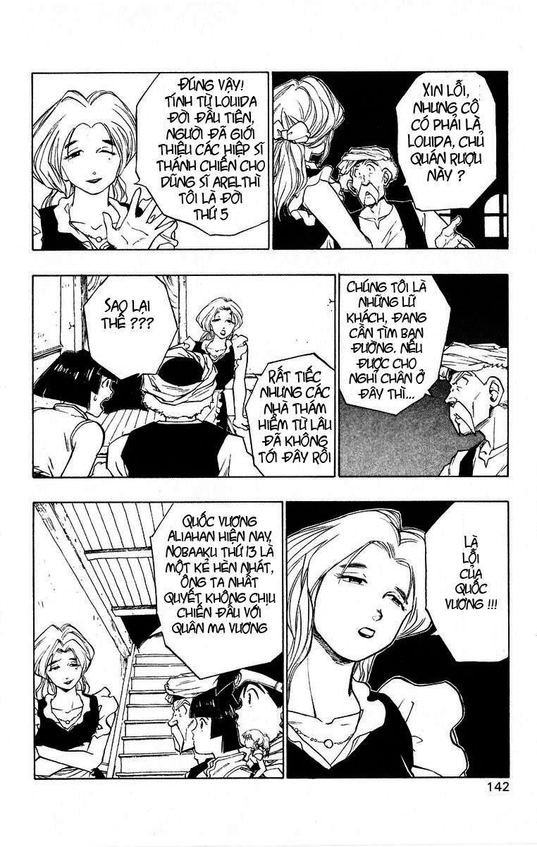 Dragon Quest: Emblem of Roto chapter 22 trang 15