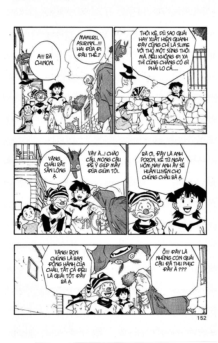 Dragon Quest: Emblem of Roto chapter 22 trang 35