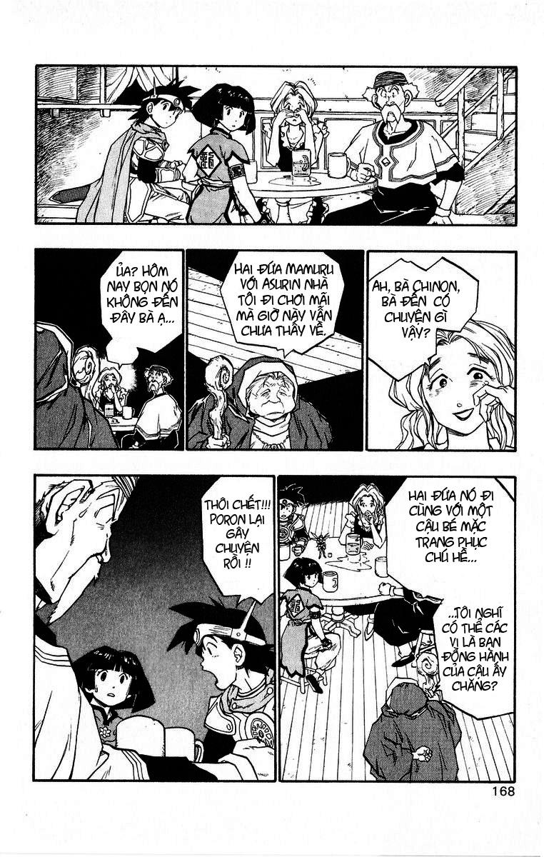 Dragon Quest: Emblem of Roto chapter 22 trang 67
