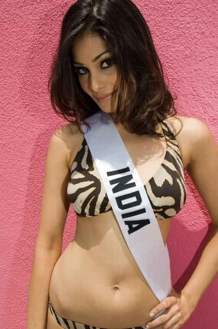Miss south india 2007 pooja umashankar sada - 1 4