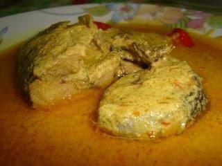 cara memasak gulai ikan kembung | Cara Memasak