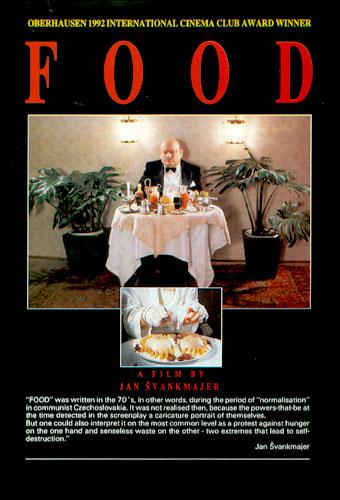 Food Jan Svankmajer Review