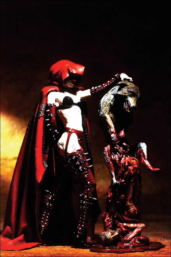 Red Riding Hood Besetzung