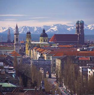 tyskland städer storlek