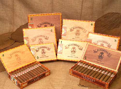 Alhambra Cigars Proudly Philippine Made