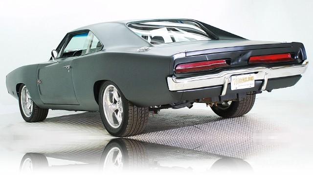 Vin Diesel S Do W on Wrecked Dodge Dakota