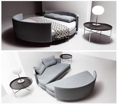 Kayshu design deco delire saba italia - Lit une place design ...