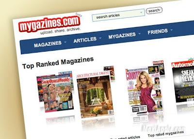 mymg01 Magazines Gratuits : Des Milliers de Titres en Ligne