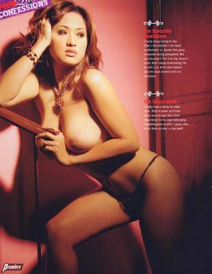Picture nude ella v