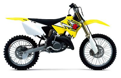 Supermotard E Motocross Suzuki Valenti Racing Rm125