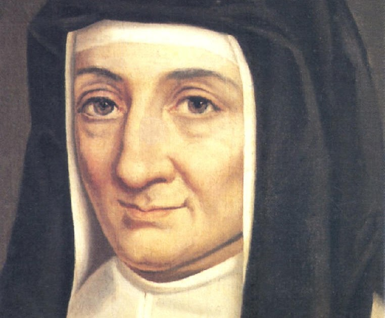 Saint quote of the day saint quote saint louise de marillac for Maillesac housse
