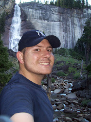 Dustin at Yosemite National Park, August 1, 2008