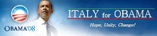 Italy for Obama