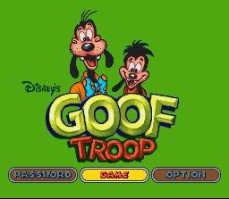Goof Troop - Pateta e Max para Super Nintendo