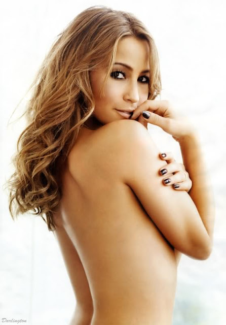 rachel stevens topless in fhm 1