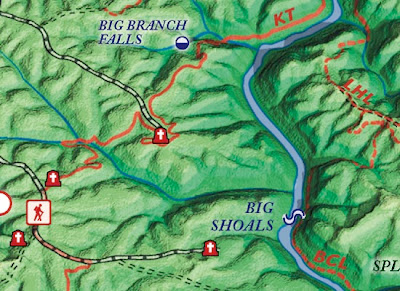 Heather s Cartographic Blog  3D Cartography Here are some more 3D mapping examples which are of the Cherokee State  Resort Park also located in Kentucky