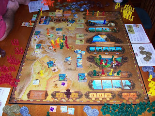 age of empires iii age of discovery board game review